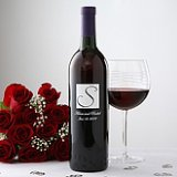 personalized wine gift bottles