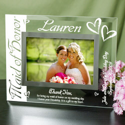 Gift Ideas For Bride And Groom From Maid Of Honor : Gifts for Wedding Party. Cheap Bridal Party Gifts.